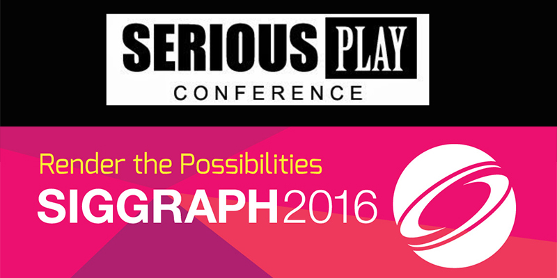 Serious Play and Siggraph